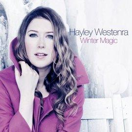 海莉 魅力冬戀 CD Hayley Westenra Winter Magic River