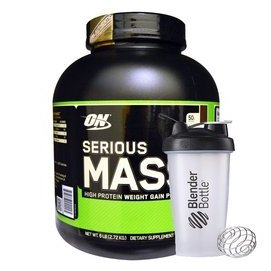 美國銷售冠軍Optimum Nutrition Serious Mass金牌高熱量乳清蛋白