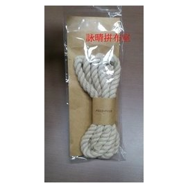 拼布工具 喜佳 海軍風帆布包 麻繩一包1.2M^( 110元^)