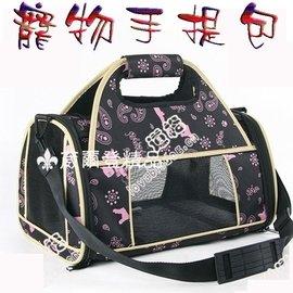 ~葳爾登~寵物外出側背包 寵物手提包 側背寵物袋 外出提籠 寵物袋寵物包 寵物旅行箱260