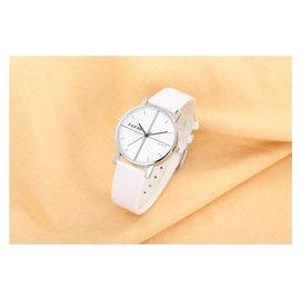 男士簡約 國男女士情侶款防水真皮錶帶中學生手錶 潮流手錶