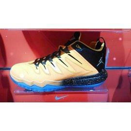 NIKE AIR JORDAN CP3 IX 黃黑配色 籃球鞋款 810868~012
