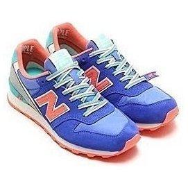 New Balance 996 NB 復古慢跑鞋 甜心馬卡龍 藍 鞋 休閒鞋 女鞋 24.