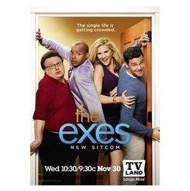 """╯唯美影城╯ 影集~前夫總動員第1~3季The Exes~高清畫質""""DVD9""""( 盒裝)"""