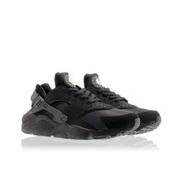 Nike Air Huarache 全黑 黑武士Triple Black 男女生 版慢跑鞋