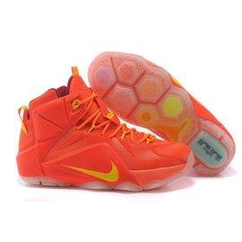 ~三井壽~ Nike Lebron XI XDR LBJ12 詹姆斯12代 紅橘金 男款