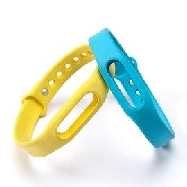 韓風時代  小米智能手環多彩 腕帶 小米手環腕帶手帶