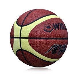威瑪斯 丁基橡膠籃球 手感卓越 防滑耐磨 淺咖啡色 室內室外