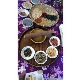 無糖綠茶擂茶^(經濟包300公克^)^~^~綠茶口味,新竹北埔最具特色地方名產, 伴手禮~