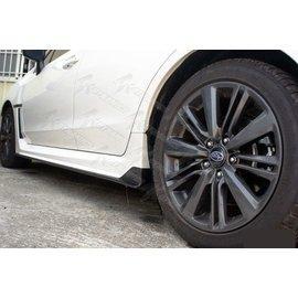 大台北汽車 2014 2015 2016 SUBARU WRX  類STI 側裙 空力套件