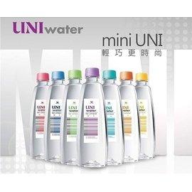 統一UNI water礦泉水330ml ~ 萬能