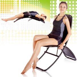 拉麗神 健美機伸展椅 彎腰駝背兩用伸展椅 HO104 拉筋椅 仰臥起座舒壓 輔助器 調整曲