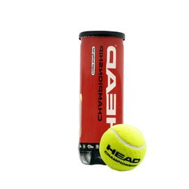 專櫃正品 HEAD Ch ionship 網球 桶裝比賽用球 冠軍球 575003