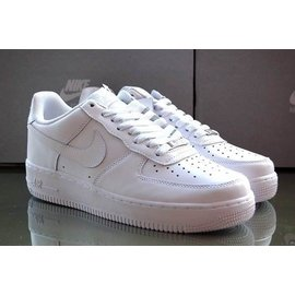 ca68f2db22647d Nike Air Force 1 07 08 s 白FORCE 1 平滑皮实拍学生爱
