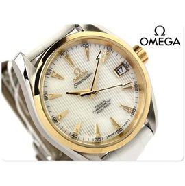 OMEGA 歐米茄 SEAMASTER 海馬 AQUA TERRA 38.5mm 機械錶