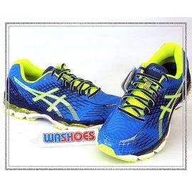 Asics 亞瑟士 GEL~NIMBUS 17 T507N~3907 高緩衝 慢跑鞋 藍