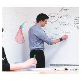 ~90x200cm白板貼 黑 綠板貼~可移除 牆貼 兒童塗鴉 教學 培訓 辦公 軟白板 白