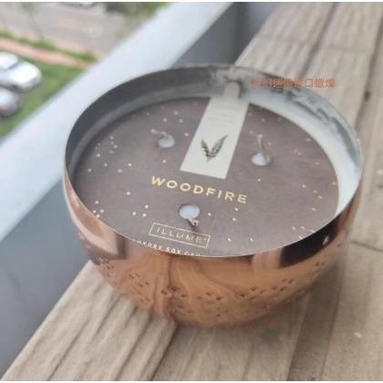 ^~大自然的氣味Voluspa Ponderosa黃松香薰錫蠟燭:4.5盎司