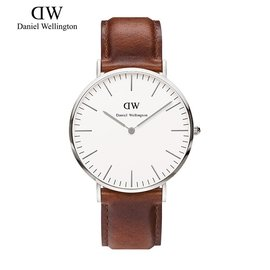Daniel Wellington DW 男款手錶 40 mm 40mm 0207DW