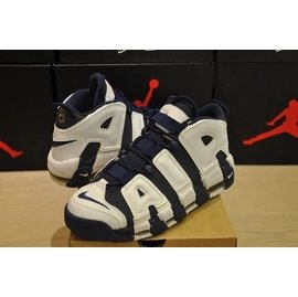 NIKE AIR MORE UPTEMPO PIPPEN 皮朋 OLYMPIC
