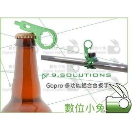 小兔~9.SOLUTIONS Q Mount Gopro 多 鋁合金扳手~螺絲 內六角螺絲