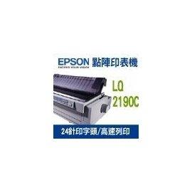 ~7 5有 ~ EPSON EPSON LQ~2190C 2190C LQ~2190 21