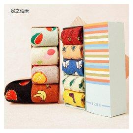羊毛襪子女 加厚加絨 鼕季女毛巾襪 超厚保暖襪 短襪韓國可愛棉襪