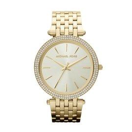 Michael Kors 金色都會晶鑽腕錶 MK3191 MK 手錶 美國正品