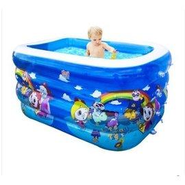 嬰兒遊泳池 保溫嬰幼兒童寶寶充氣遊泳池戲水池超大號遊泳桶 家庭