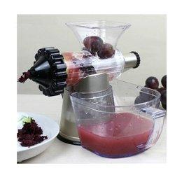 Lexen手動榨汁機 原汁機手搖蔬菜水果汁機嬰兒榨汁器出口小麥草機