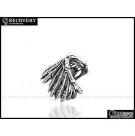 Recovery 2014 Wing Bone Ring 羽毛 翅膀 戒指 [RC-4010] 古銀/古銅 E0514