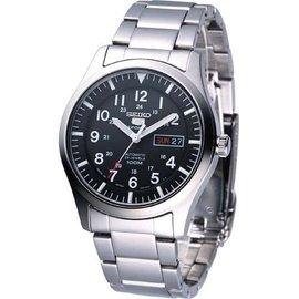 7S36~03J0D 精工錶 SEIKO 5號 軍用風格機械錶 ~ 趨勢