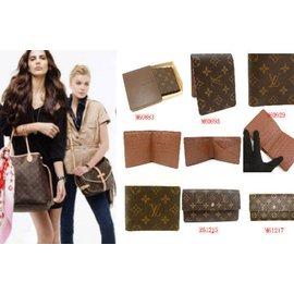 Louis Vuitton LV女士皮夾 錢夾 短夾 長夾 中夾 男士中長款錢包 黑色 2