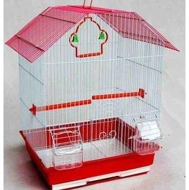 虎皮牡丹小型鸚鵡籠 群鳥籠 鳥籠 大號 繁殖籠 鸚鵡鳥籠4007