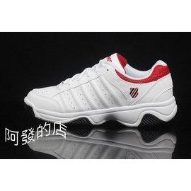 K~swiss Grancourt III Men s Low白 復古 網球鞋03354~