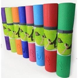 多色瑜伽墊環保防滑 健身墊初學者愈加墊毯子