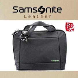 正品Samsonite 新秀麗電腦包 筆記本包 公文包 手提包 單肩包