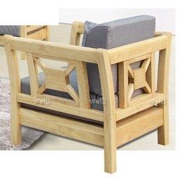 5N~新北蘆洲^~偉利傢俱~威爾原木單人座組椅~編號(N688~1)~N系列  ~