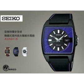 ~小偉日系~WIRED 精工錶 Hybrid 太陽能光電腕錶 38mm 光動能SEIKO