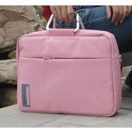 D店) 單肩包手提包 索尼惠普聯想華碩戴爾筆記本電腦包14寸15寸電腦包男女士單肩手提戶外