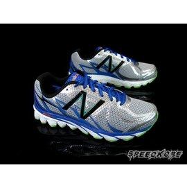 NEW BALANCE 科技慢跑鞋 M3190 銀藍色 4E 寬楦 最後US9 超取 #