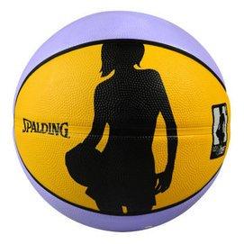 斯伯丁籃球 室內室外兼用 訓練 球橡膠 耐磨籃球 6號籃球 73~303
