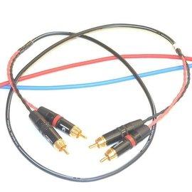 志達電子 CAB029 0.5 線長0.5m 鐵三角 RCA立體^(單線版^)訊號線 耳擴