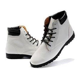 軍靴高幫鞋尖頭皮鞋 潮流短靴馬丁靴男靴子英倫 靴男士皮靴 男鞋 皮鞋