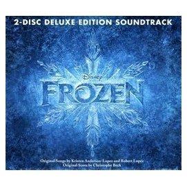 冰雪奇緣電影原聲帶Frozen Original Motion Picture Sound