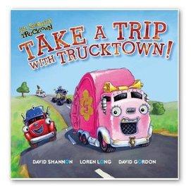 有聲點讀繪本 汽車鎮的故事Trucktown on Reading Street 36本