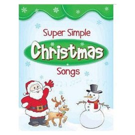 2010年 聖誕專輯 Super Simple Christmas Songs CD
