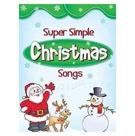 最貴兒歌新品 Super Simple Christmas Songs 1CD