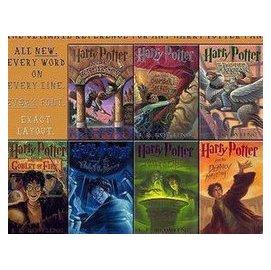 哈利波特1~7集英文朗誦版Harry Potter有聲書中英PDF文本