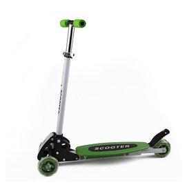 瑞士寶寶玩具童車三輪加寬兒童滑板車折疊踏板車可升降小孩扭扭車